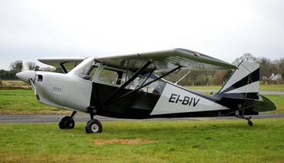 Atlantic Flight Training Academy's Super Decathlon EI-BIV