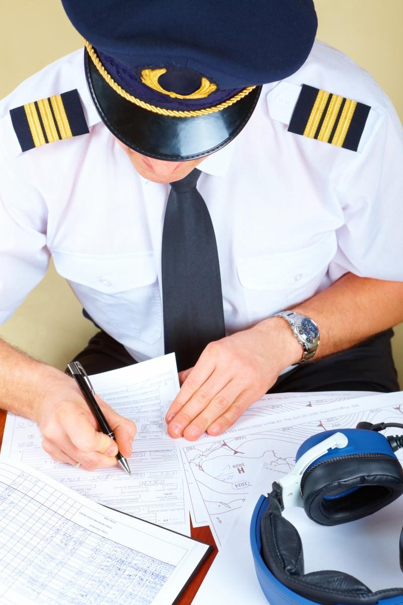 Professional pilot studies