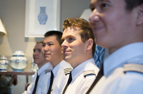 Air Astana Graduation February 2015